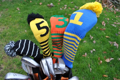 Just4Golf Headcover