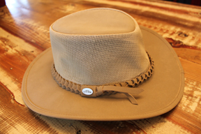 Cov-ver Aussie Hat