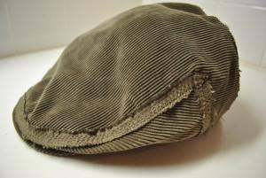 cov-ver news boy hat