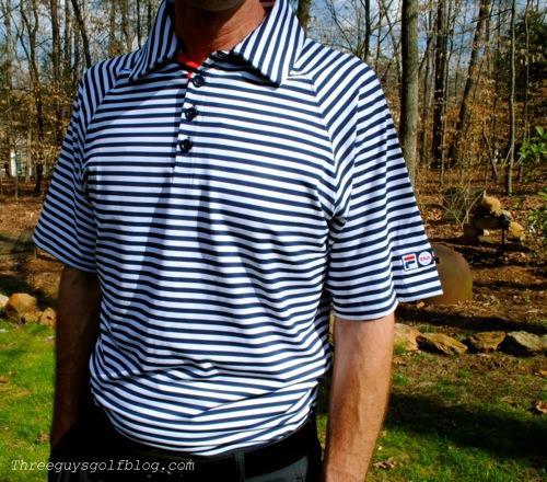 Fila Vicenza Polo Golf Shirt