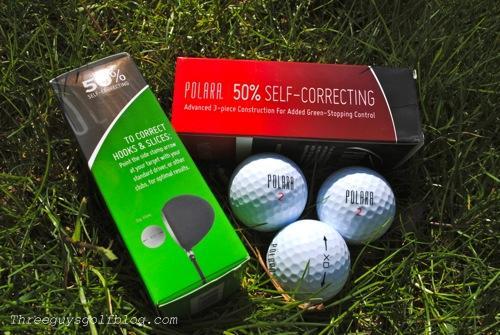 Polaris Golf Balls