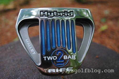 Rife Two-Bar Hybrid Putter
