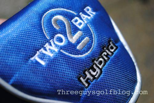 Rife Two Bar Hybrid Putter