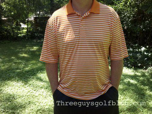 Oxford Golf Shirt