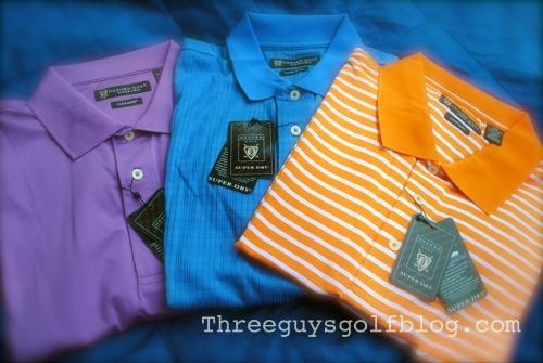 Oxford Golf Shirts