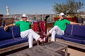 Criquet Golf Shirts
