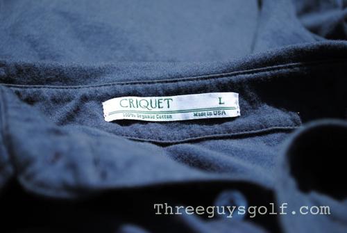 Criquet Players Shirt
