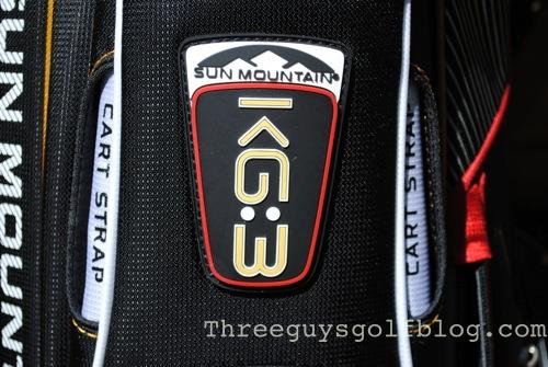 Sun Mountain KG3 Cart Bag