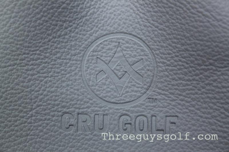 CRU Golf Headcover
