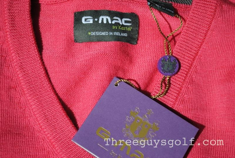 G-Mac MG Wool Coral
